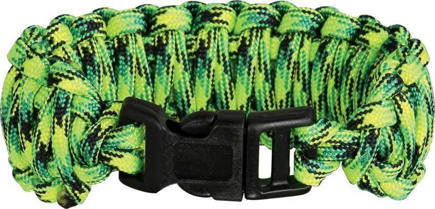 Knotty Boys Fat Boy Survival Bracelett Gecko