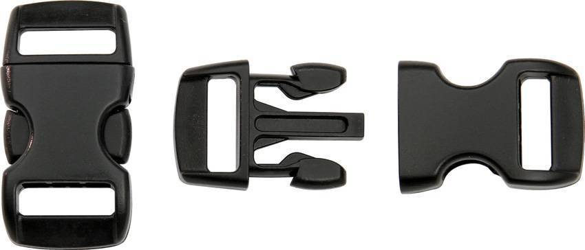 Фастекс Knotty Boys Buckle Black KYBZ05