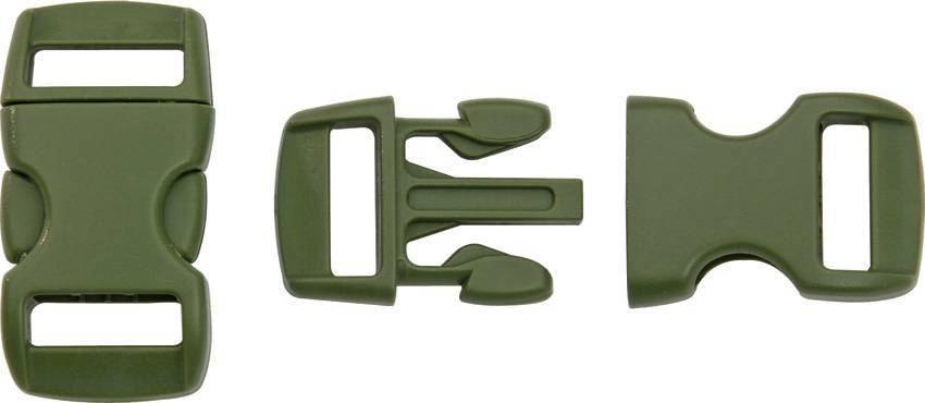 Фастекс Knotty Boys Buckle OD Green KYBZ05OD