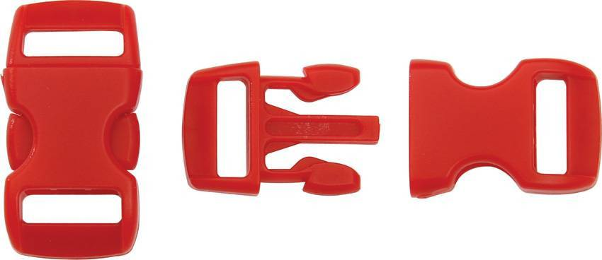 Фастекс Knotty Boys Buckle Red KYBZ05R