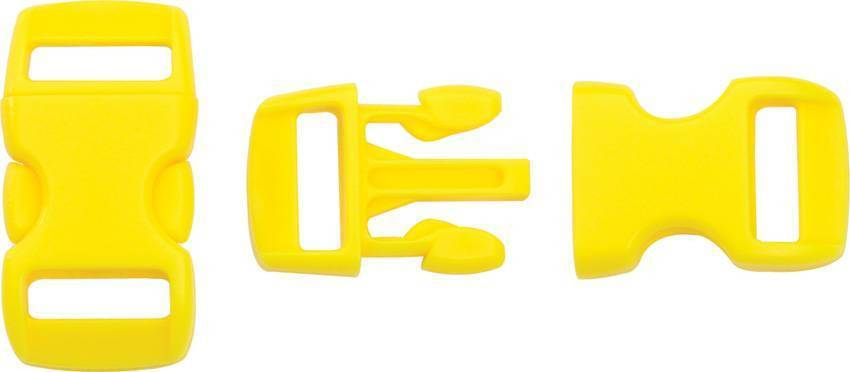 Фастекс Knotty Boys Buckle Yellow KYBZ05Y