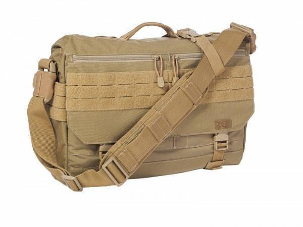 Сумка для ноутбука 5.11 Tactical Rush Delivery Lima Sandstone