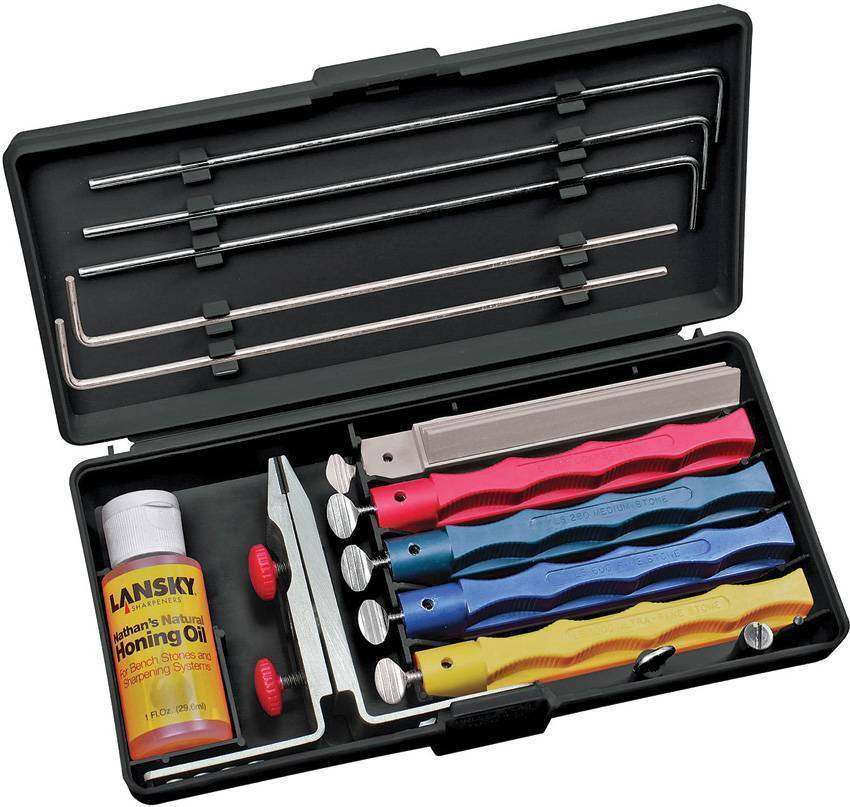 Набор для заточки ножей Lansky Professional LKCPR