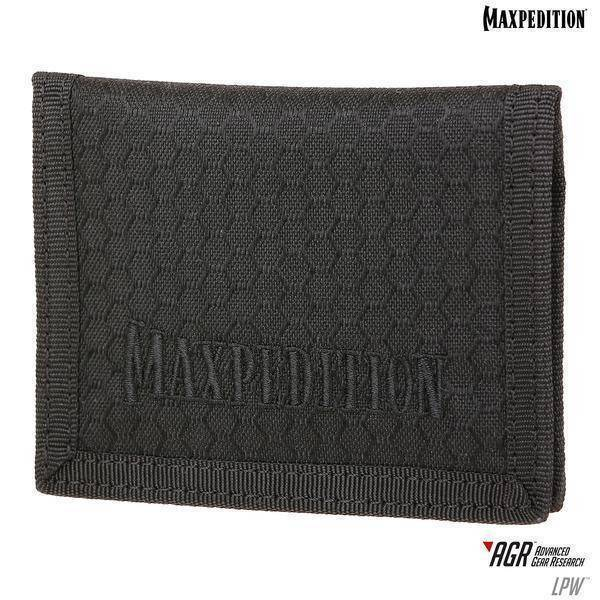 Maxpedition LPW Low Profile Wallet Black