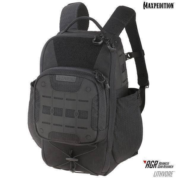 Maxpedition Lithvore™ Everyday Backpack Black