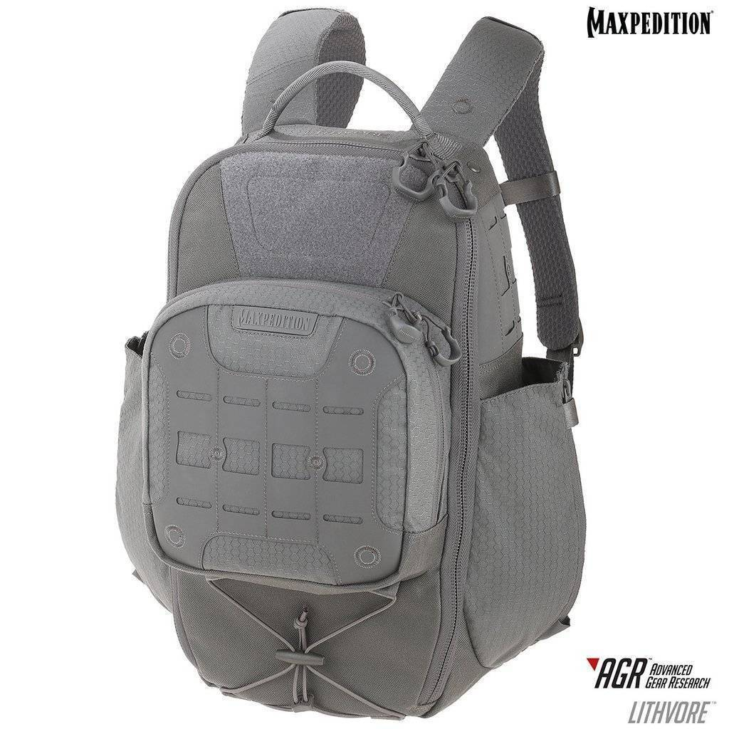 Maxpedition Lithvore™ Everyday Backpack Gray