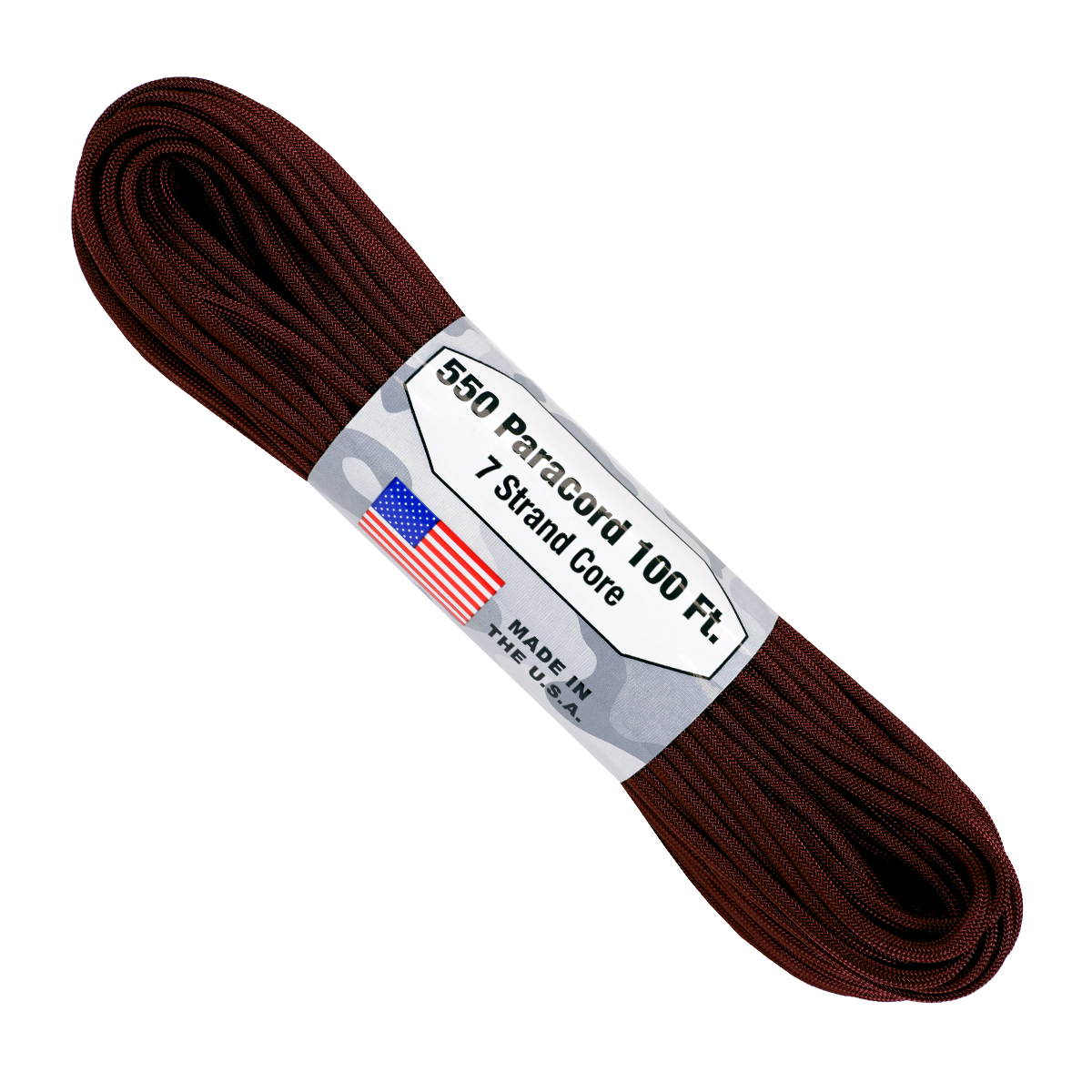Paracord Atwood Rope MFG 550 Maroon