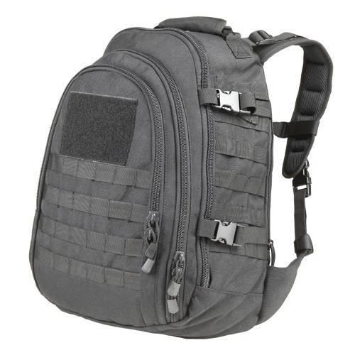 Тактический рюкзак Condor Outdoor Mission Pack Black 162-002