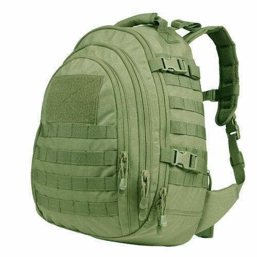 Тактический рюкзак Condor Outdoor Mission Pack OD Green 162-001