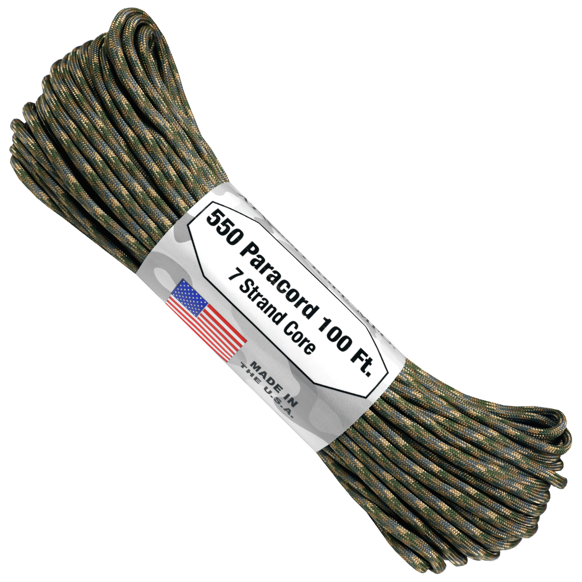 Paracord Atwood Rope MFG 550 Multicam