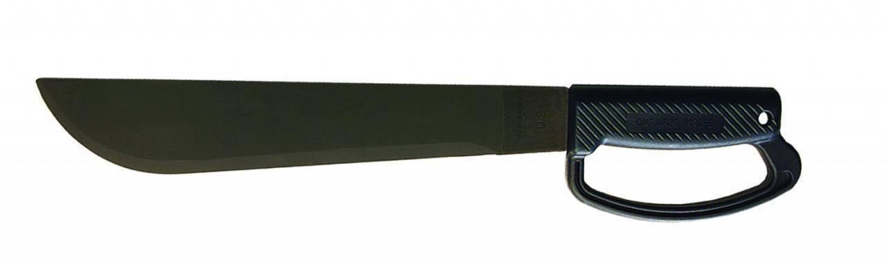 """Мачете Ontario OKC 12"""" Camper - Black D Handle 8510"""