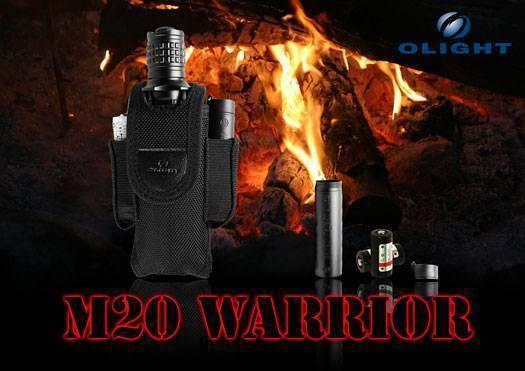 Тактический фонарь Olight M20 Warrior Premium R5 M20 Warrior Premium R5