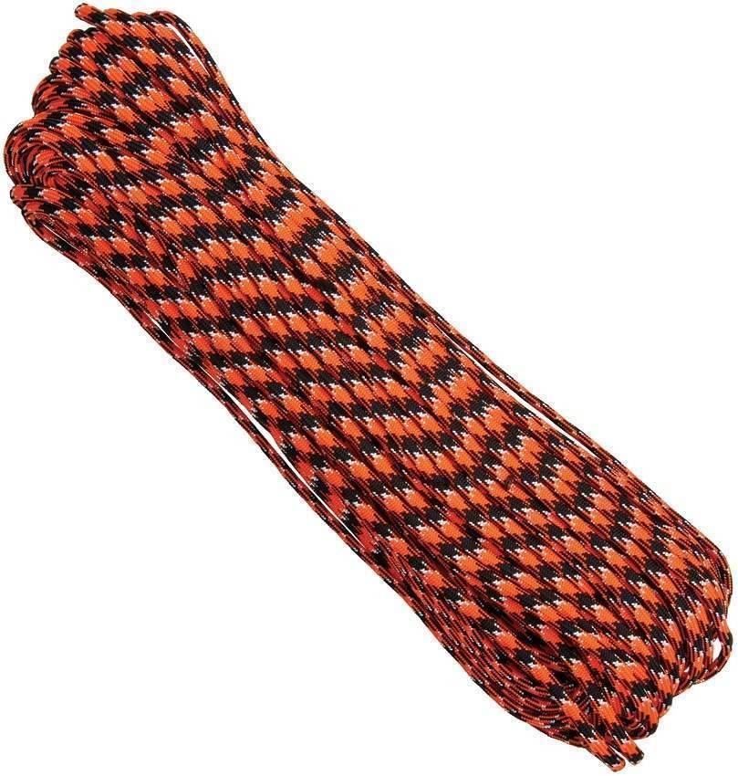 Paracord Atwood Rope MFG 550 Orange You