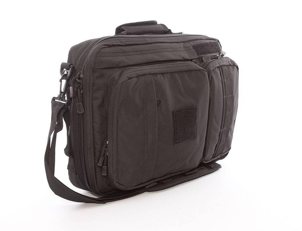 Сумка-рюкзак для ноутбука Defcon 5 Computer Pack Black D5-PCC200B
