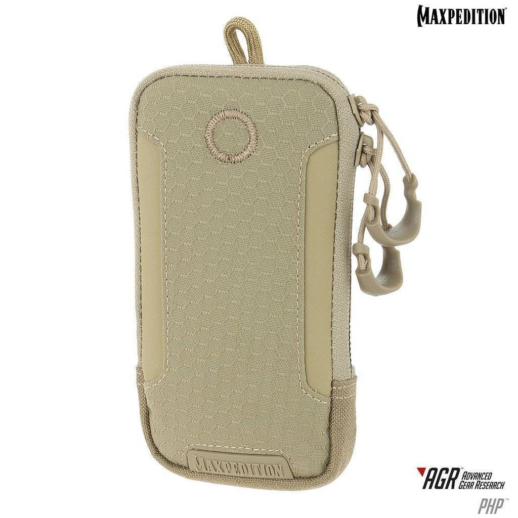Maxpedition PHP iPhone 6/6S/7 Pouch Tan