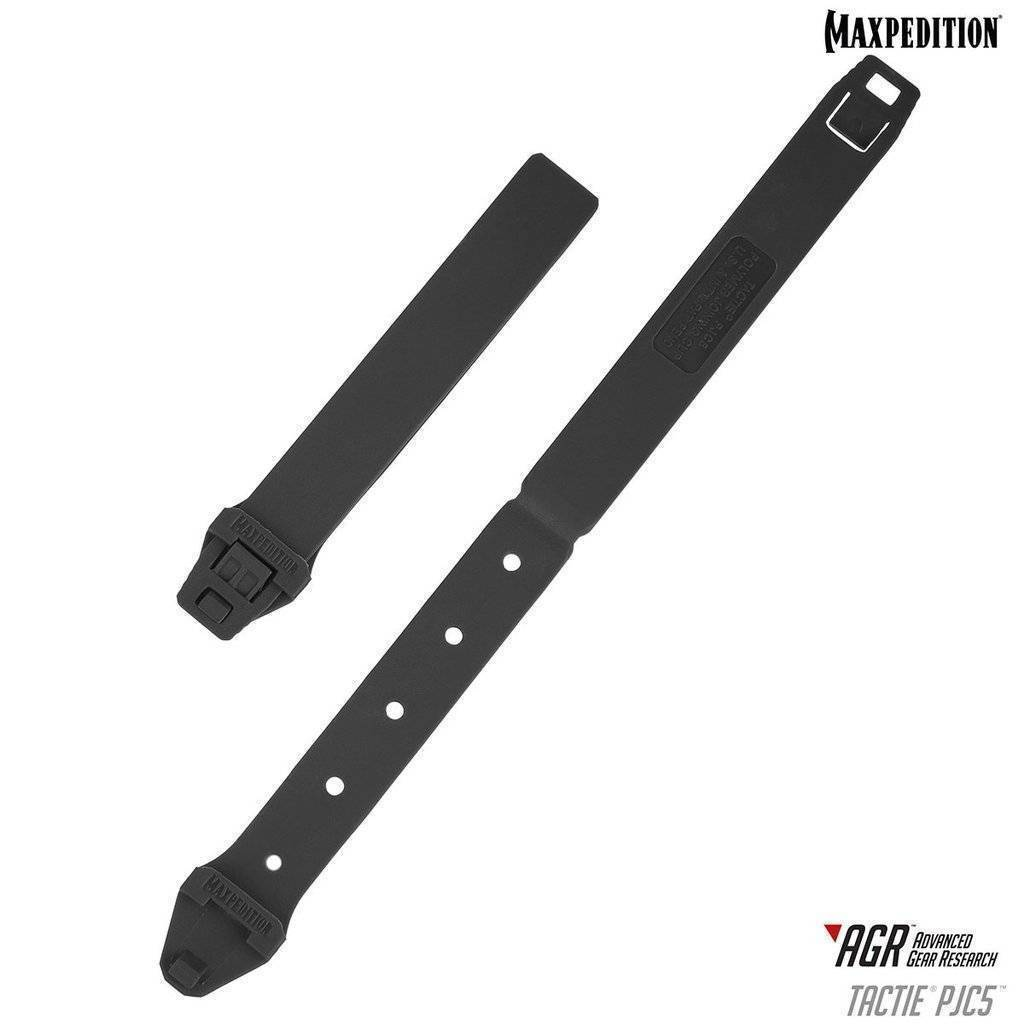 Maxpedition TacTie PJC5 Polymer Joining Clips Black