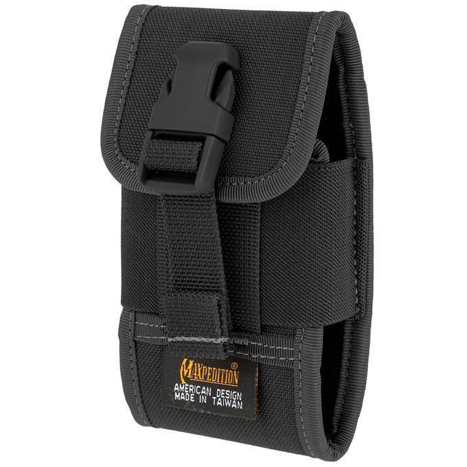 Подсумок для телефона Maxpedition Vertical Smart Phone Holster Black