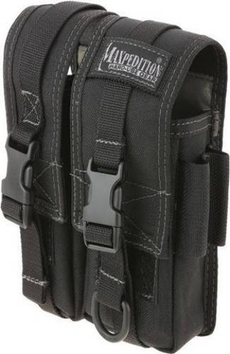 Подсумок Maxpedition TC-8 Pouch Black PT1032B
