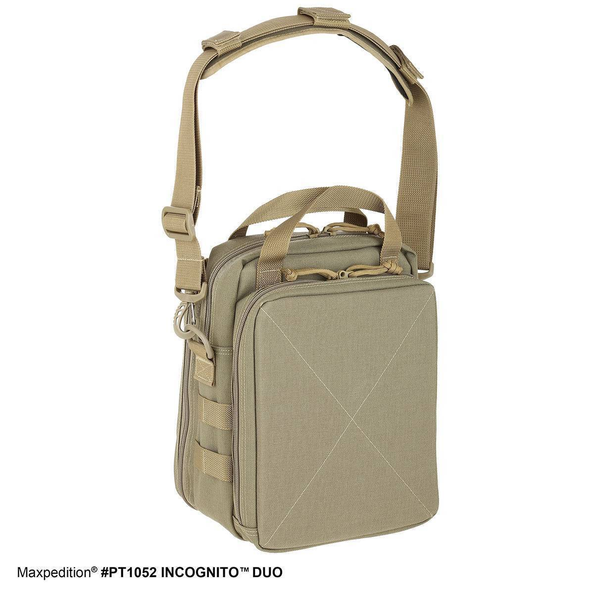Наплечная сумка Maxpedition Incognito Duo Khaki