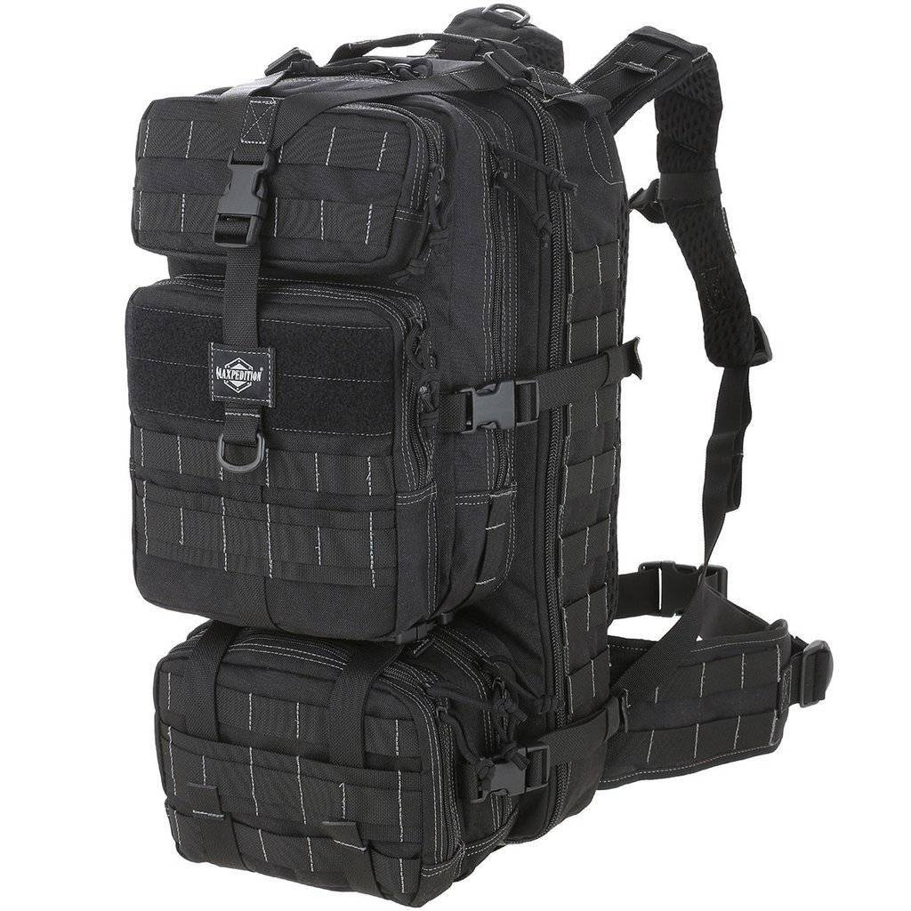 Maxpedition Gyrfalcon Backpack Black