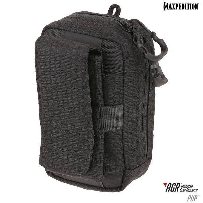 Maxpedition PUP Phone Utility Pouch Black