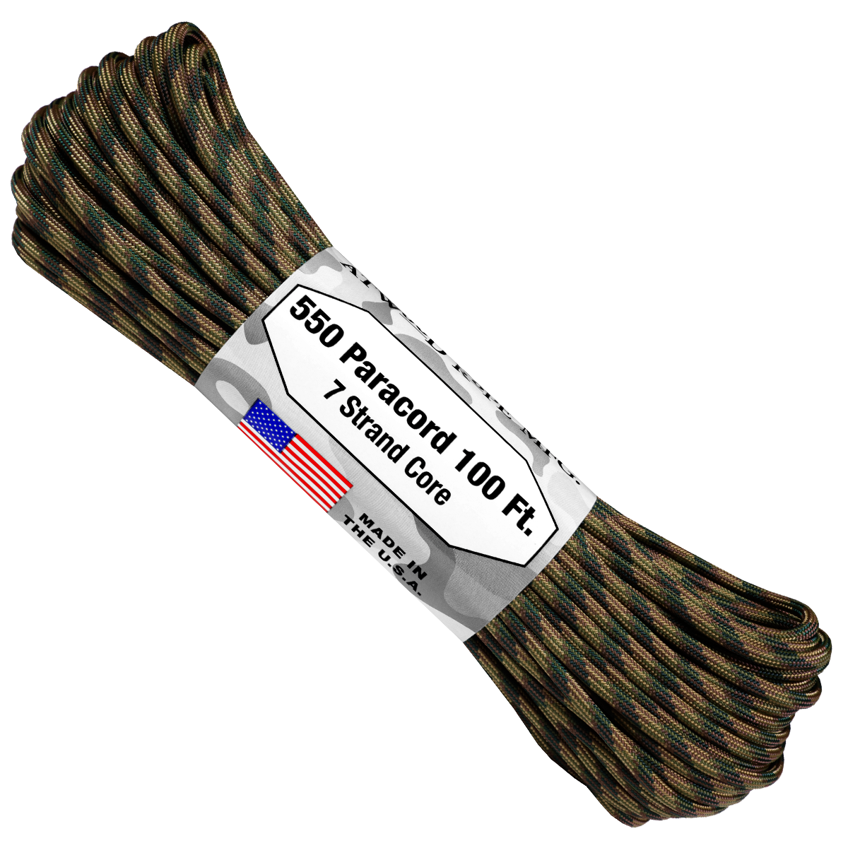 Paracord Atwood Rope MFG 550 Recon