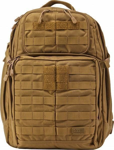 Тактический Рюкзак 5.11 Tactical Rush 24 Backpack Flat Dark Earth