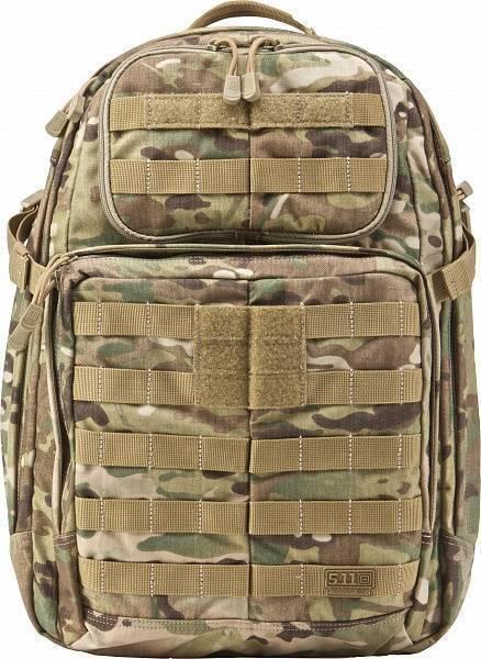 Тактический Рюкзак 5.11 Tactical Rush 24 Backpack Multicam 56955-169