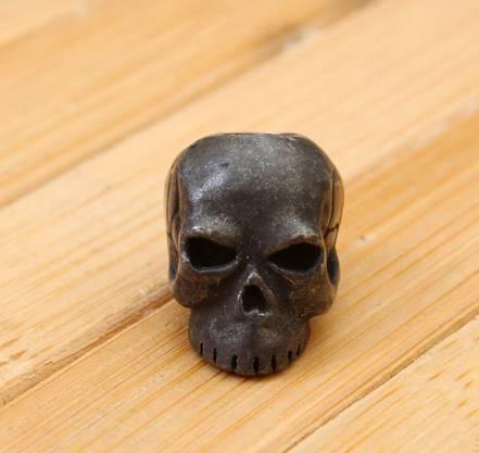 Череп Schmuckatelli Skull Черный SCHMUCKATELLI SKULL BLACK