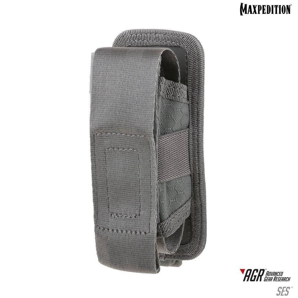 Maxpedition SES Single Sheath Pouch Gray