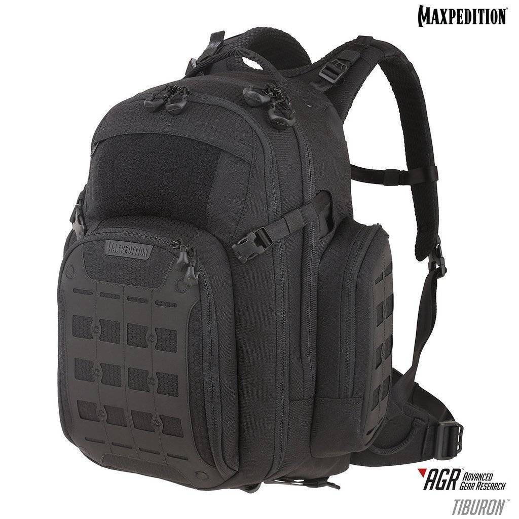 Maxpedition Tiburon™ Backpack Black