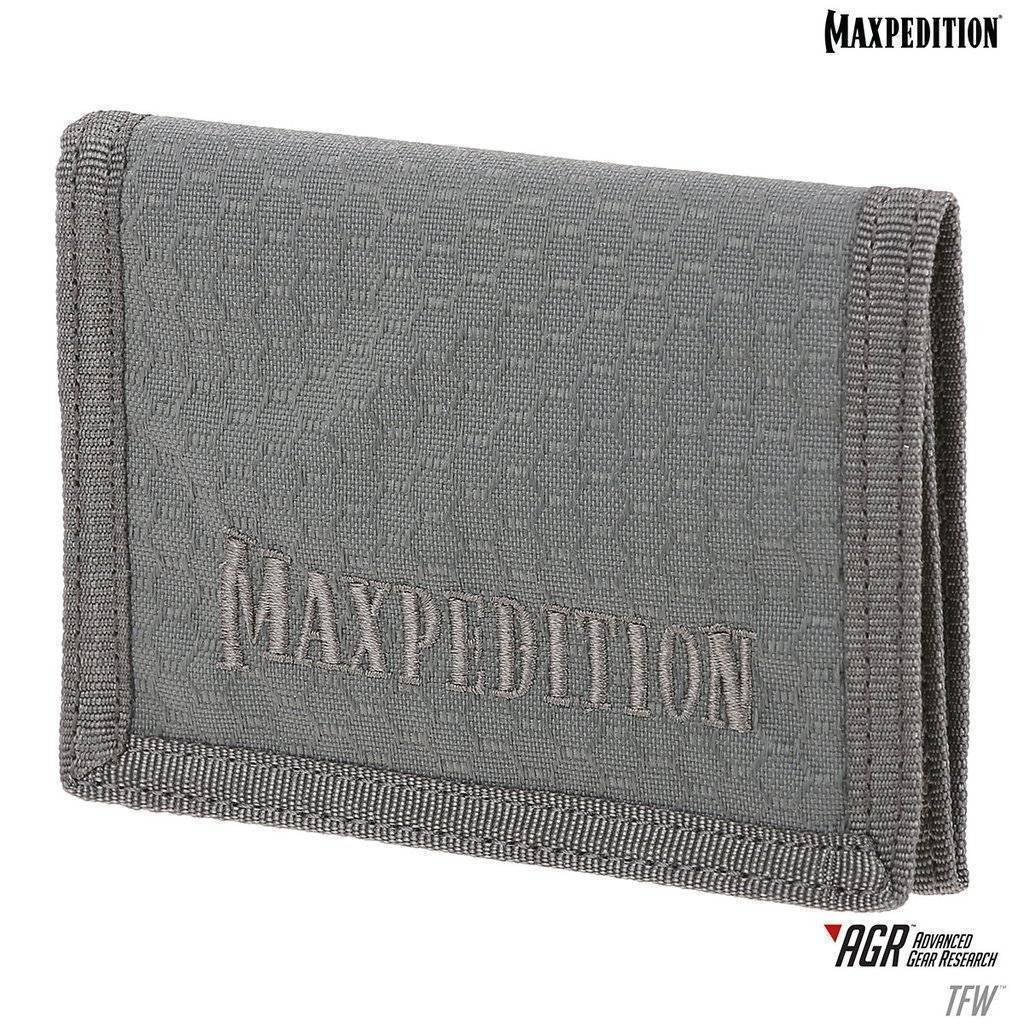 Maxpedition TFW Tri-Fold Wallet Gray