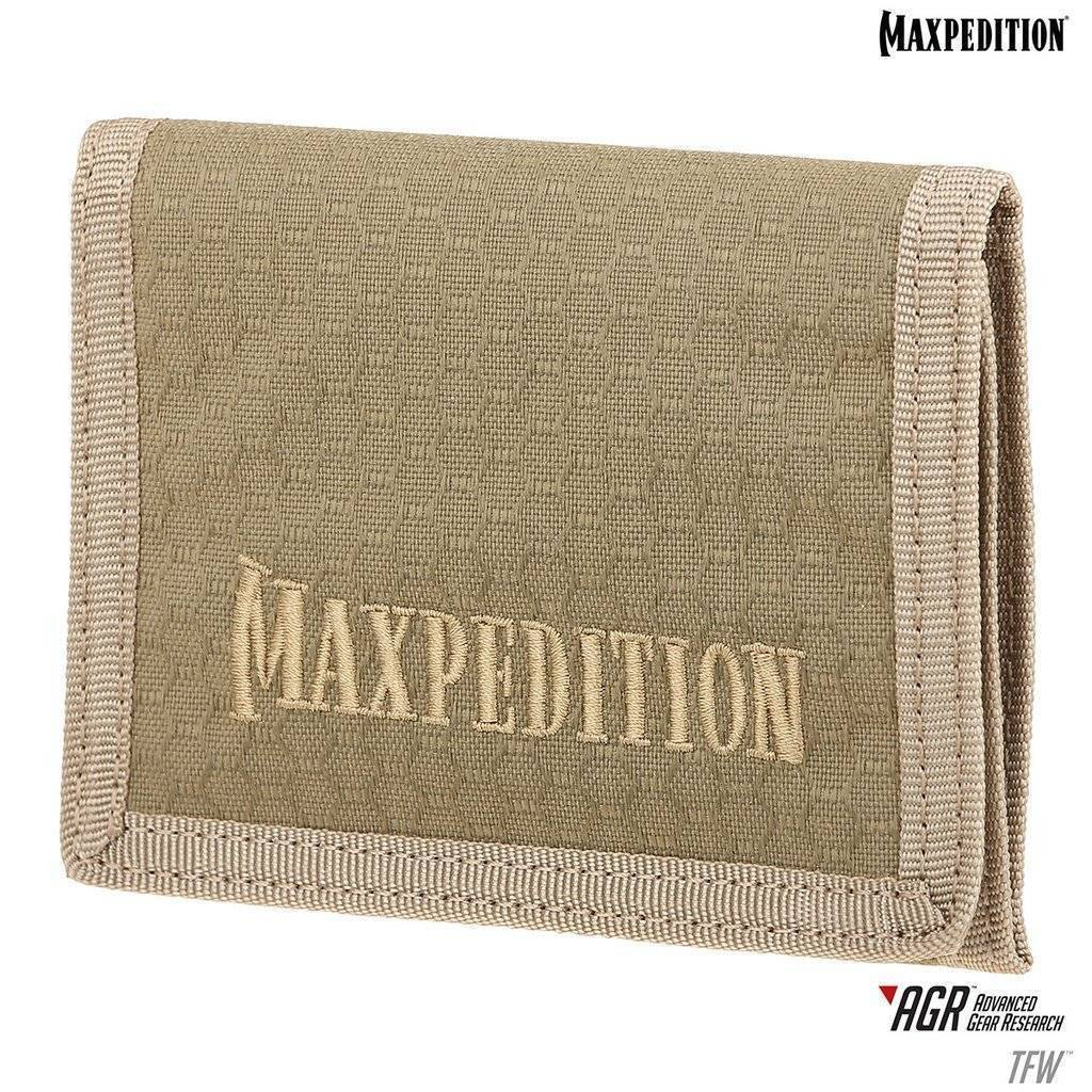 Maxpedition TFW Tri-Fold Wallet Tan