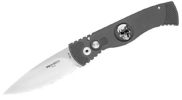 Автоматический тактический нож Pro-Tech Tactical Response 2 Shaw Skull # 2 TR 2.63 TR 2.63