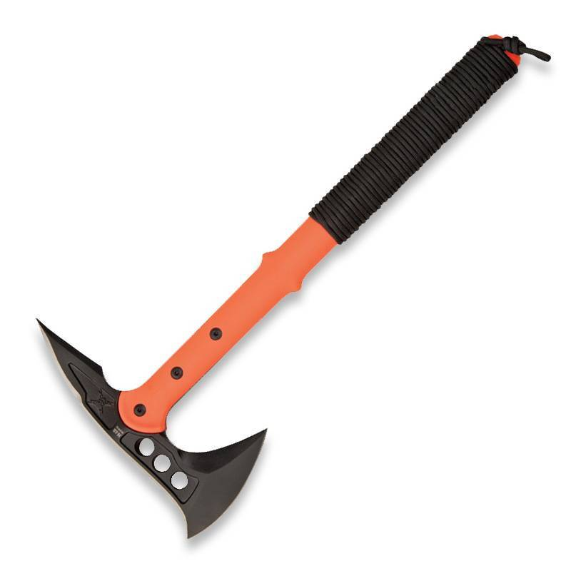 Тактический томагавк United Cutlery M48 Kommando Survival Rescue Axe Orange