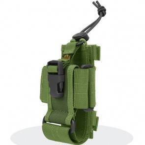 Чехол под рацию / телефон Maxpedition Medium Phone / Radio Holder CP-L OD Green