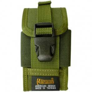 Чехол под рацию / телефон Maxpedition Clip-on PDA Phone Holster OD Green
