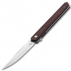 Складной EDC нож Boker Plus Kwaiken Air Cocobolo