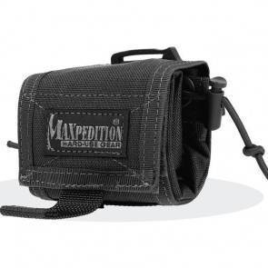 Складной подсумок Maxpedition Rollypoly Folding Dump Pouch Black