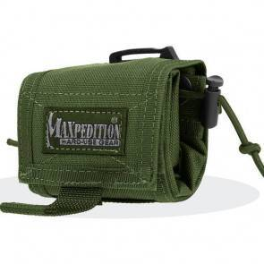 Складной подсумок Maxpedition Rollypoly Folding Dump Pouch OD Green