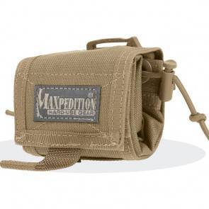 Складной подсумок Maxpedition Rollypoly Folding Dump Pouch Khaki