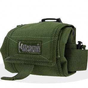 Складная сумка-трансформер Maxpedition Mega Rollypoly OD Green