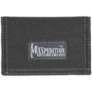 Кошелек Maxpedition Micro Wallet Black 0218B
