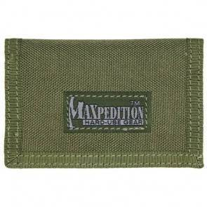 Кошелек Maxpedition Micro Wallet OD Green 0218G
