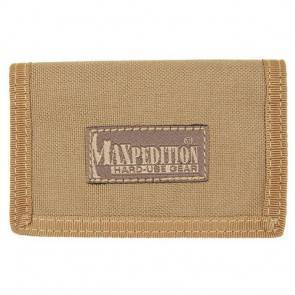 Кошелек Maxpedition Micro Wallet Khaki 0218K