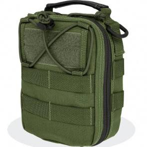 Сумка-аптечка Maxpedition FR-1 Combat Medical Pouch OD Green