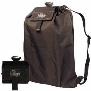 Складной рюкзак-трансформер Maxpedition Rollypoly Backpack Black