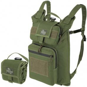 Рюкзак-трансформер Maxpedition Rollypolly Extreme OD Green
