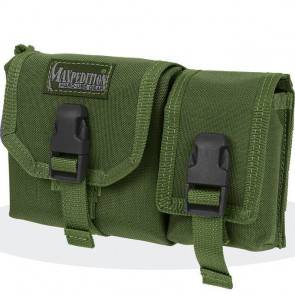 Подсумок под карту Maxpedition Tear Away Map Case with GPS Pocket OD Green