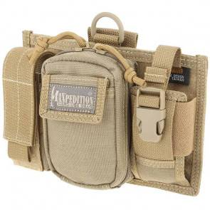 Подсумок Maxpedition Triad Admin Pouch Khaki